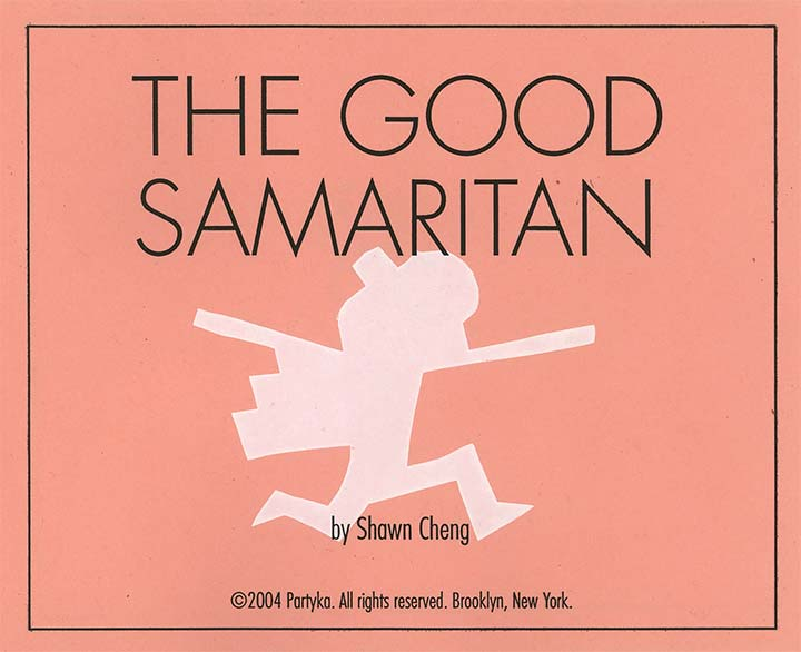 The Good Samaritan by Shawn Cheng